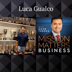 Serving the Senior Market Through Because with Luca Gualco