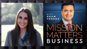 The Rippling Effects of Social Impact Entrepreneurs with Stephanie Courtillier