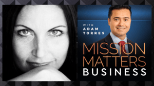 Growing From Business Leader to Human Leader with Courtney Smith Kramer