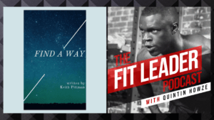 Find A Way: Interview with Keith Pittman