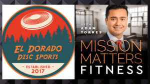 The Physical and Mental Health Benefits of Disc Golf with Sharon Keoppel