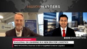 EagleRail On Ushering in a New Era for Logistics