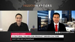 Scott Kim and 3 Cultural Values for Product Driven Culture