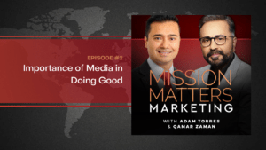 Importance of Media in Doing Good with Qamar Zaman
