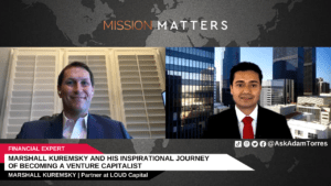 Marshall Kuremsky and His Inspirational Journey Of Becoming a Venture Capitalist