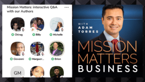 Q&A with Mission Matters Authors