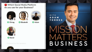 Which Social Media Platform do you use for your Business?