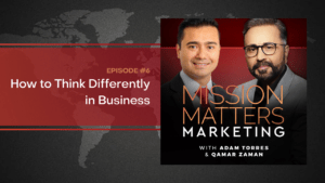 How to Think Differently in Business