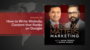 How to Write Website Content that Ranks on Google