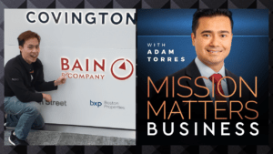 Helping Aspiring Managements Consultants Succeed with Davis Nguyen