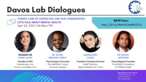 Los Angeles Global Shapers Discuss Mental Health at Work and at Home