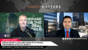 Brian Searcy Explains How Situational Awareness Affects Safety