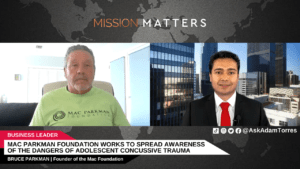 Mac Parkman Foundation Works to Spread Awareness of the Dangers of Adolescent Concussive Trauma