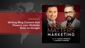 Writing Blog Content that Powers your Website Rank on Google