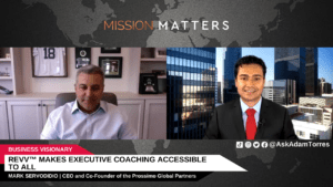 RevV™ Makes Executive Coaching Accessible To All