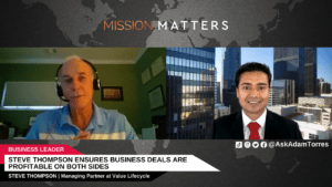 Steve Thompson Ensures Business Deals are Profitable On Both Sides