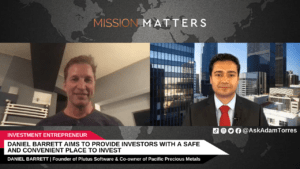Daniel Barrett Aims to Provide Investors With a Safe and Convenient Place to Invest