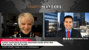 Kathy Hagler Elevates Organizations with Her New Book, Art of Scars
