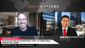 Ken Mahar Helps Businesses Step Up Their Email Marketing Game