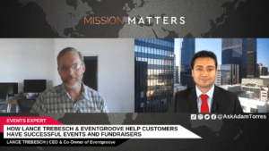 How Lance Trebesch & Eventgroove Help Customers Have Successful Events and Fundraisers