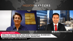 Sheila Kloefkorn Explains How Successful Businesses Successfully Utilize Fractional Marketing