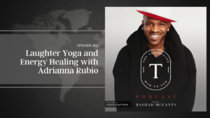 Laughter Yoga and Energy healing with Adrianna Rubio